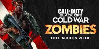 Call of Duty: Black Ops Cold War terá semana gratuia no modo Zombies