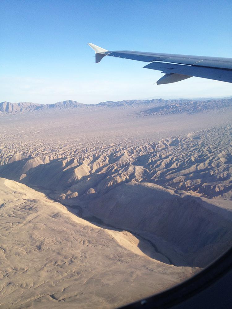 Atacama avião