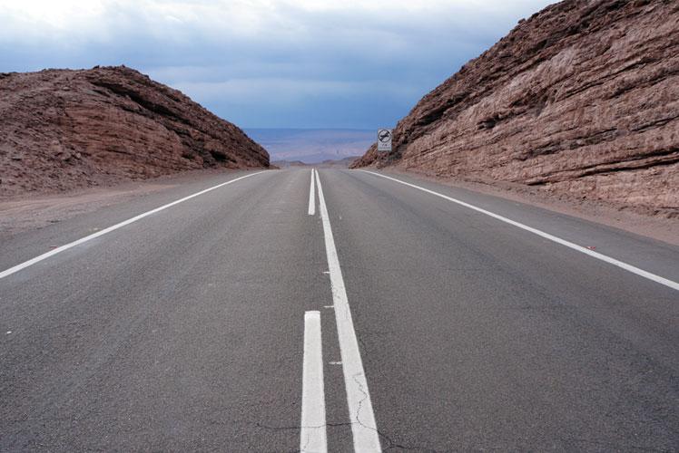 atacama-road estrada