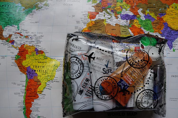 Nécessaire e travel size