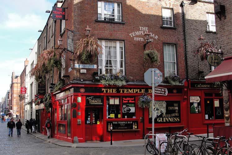 Dublin Pubs Capa