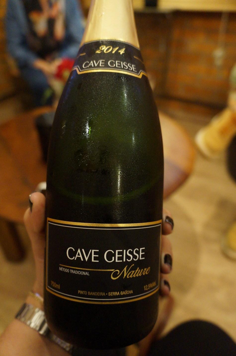 Cave Geisse