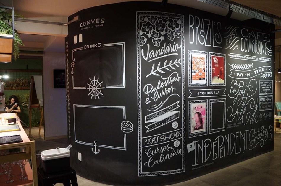 Belo Horizonte - Guajá café-coworking