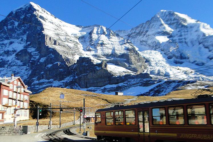 Capa Suíça