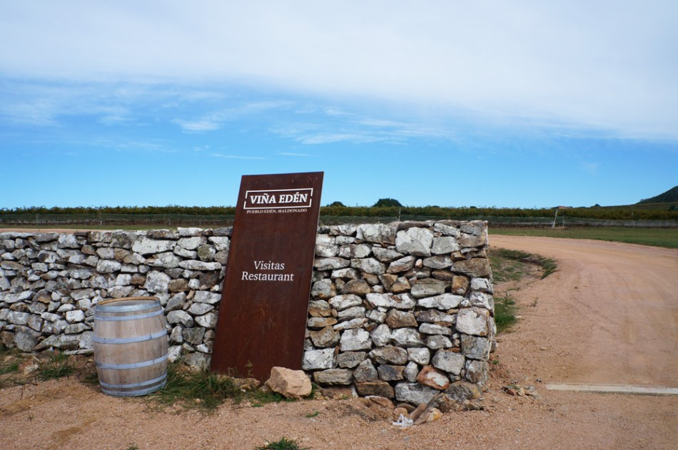 Viña Edén, Pueblo Edén - Uruguai