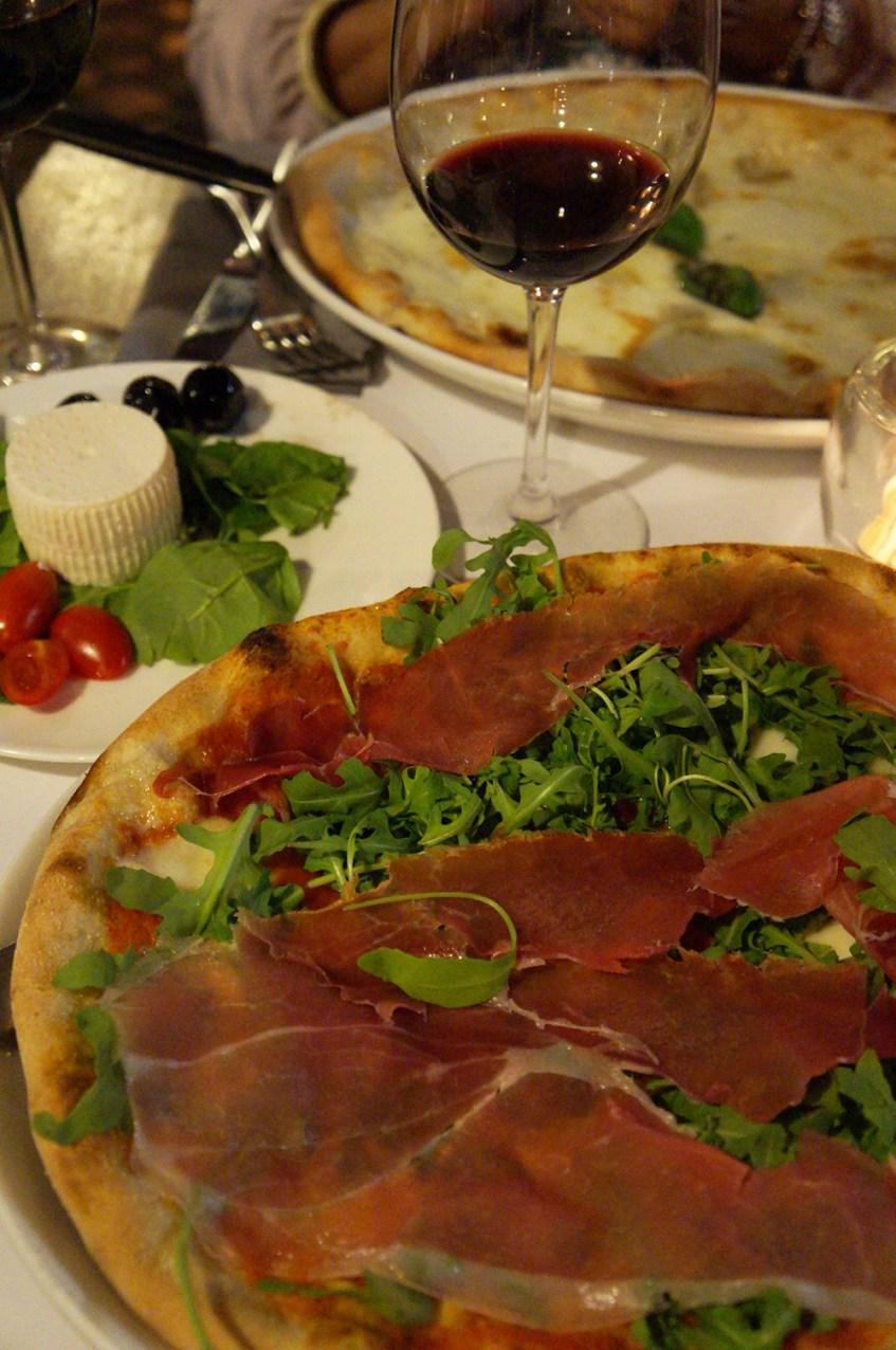 Roma - Itália - Obicà Mozzarela Bar