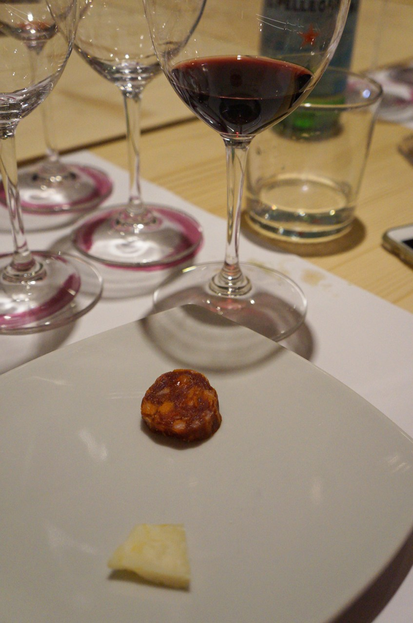 Roma - Itália   Roscioli Rimessa Lab: Wine Tasting Dinner