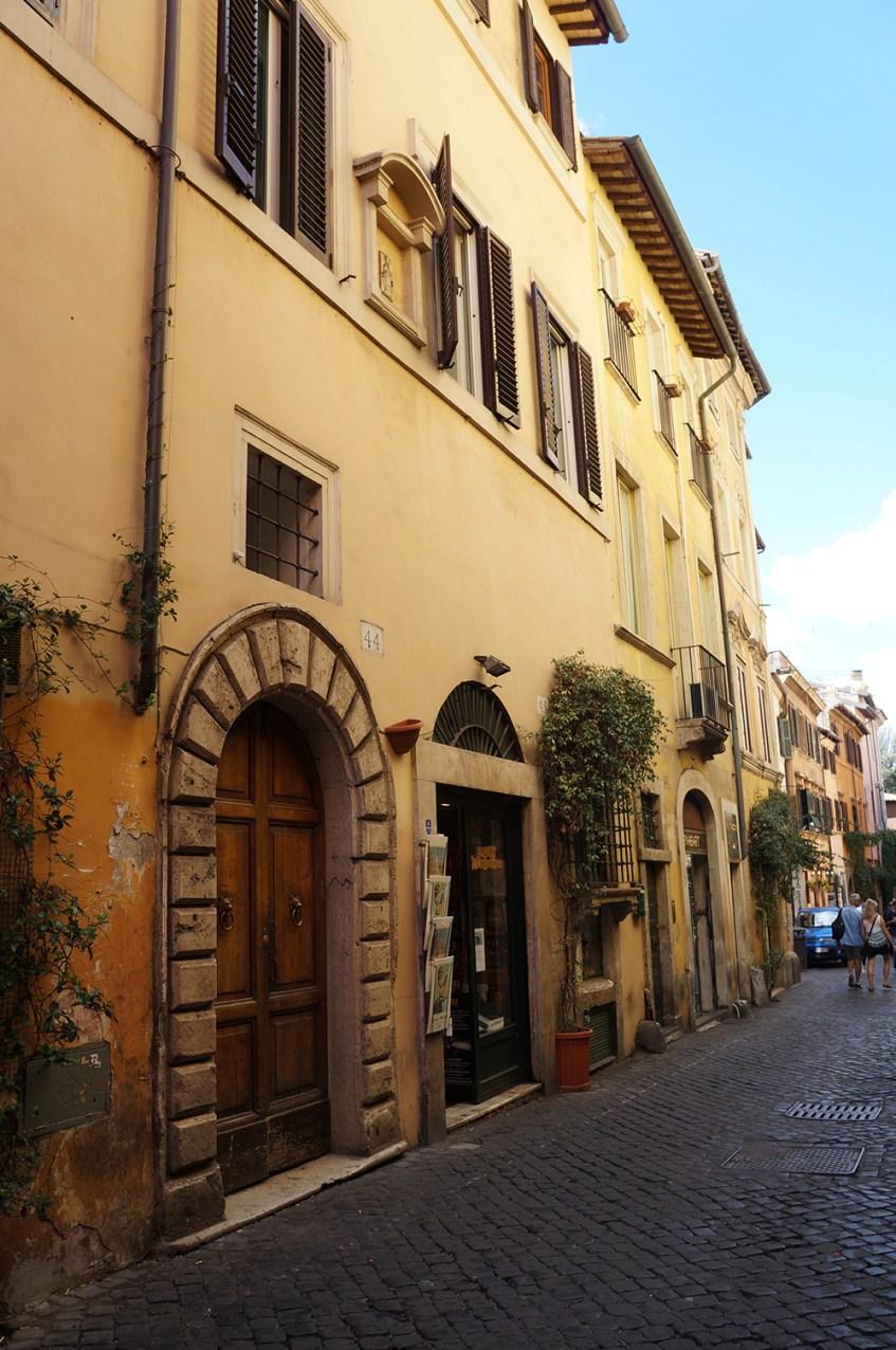 Trastevere   Roma, Itália