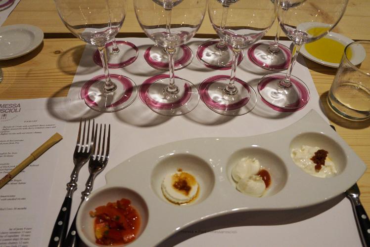 Capa Roma - Itália | Roscioli Rimessa Lab: Wine Tasting Dinner