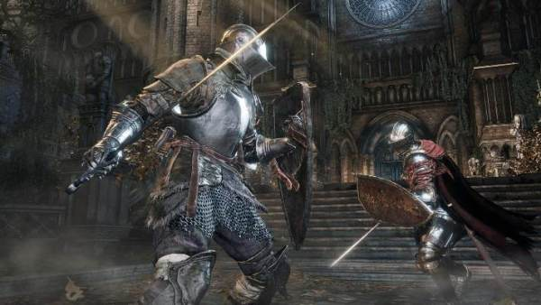 Dark Souls 3 cavaleiro