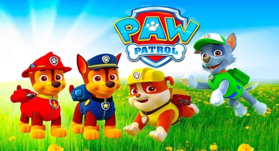 Paw Patrol Rocky Jr Nick