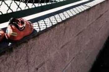 Tênis abandonado no Caminho de Santiago