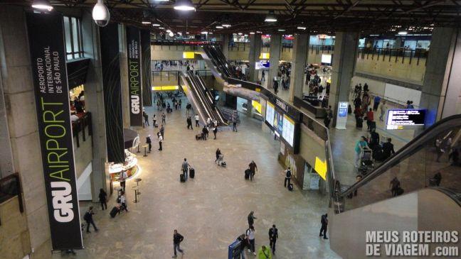 GRU Airport - Aeroporto Internacional de Guarulhos / São Paulo