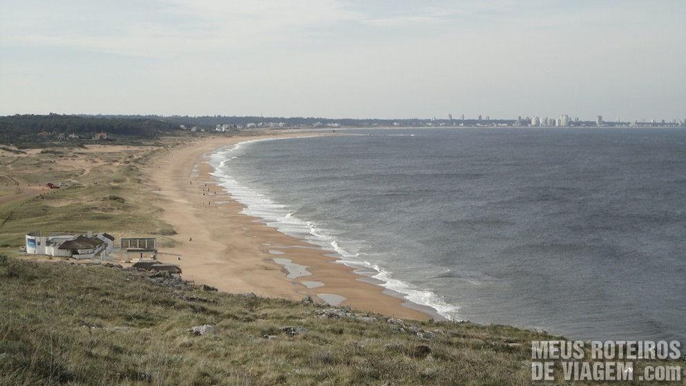Playa Malvin - Punta del Este, Uruguai