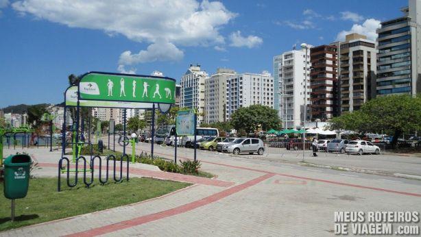 Praça de Portugal - Florianópolis
