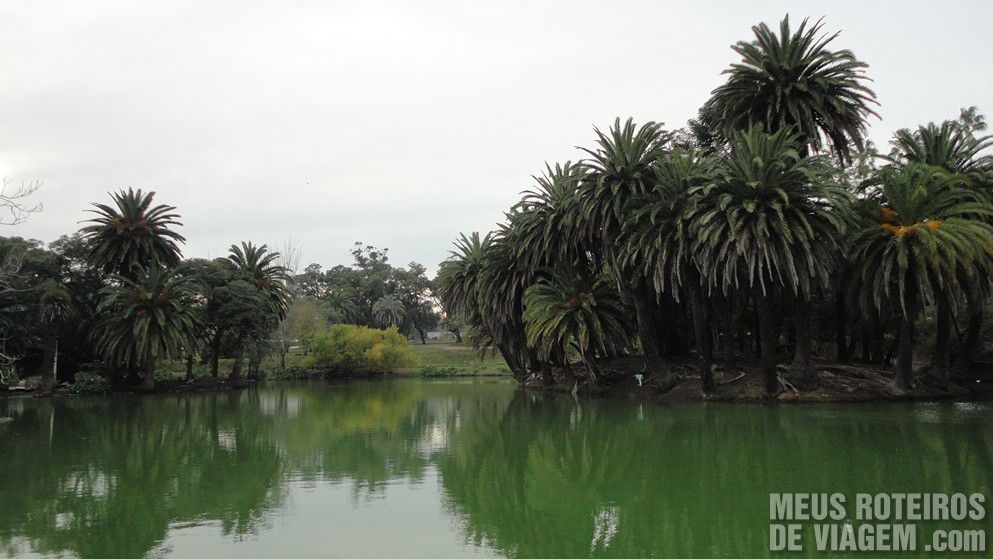 Parque Rodó – Montevidéu, Uruguai
