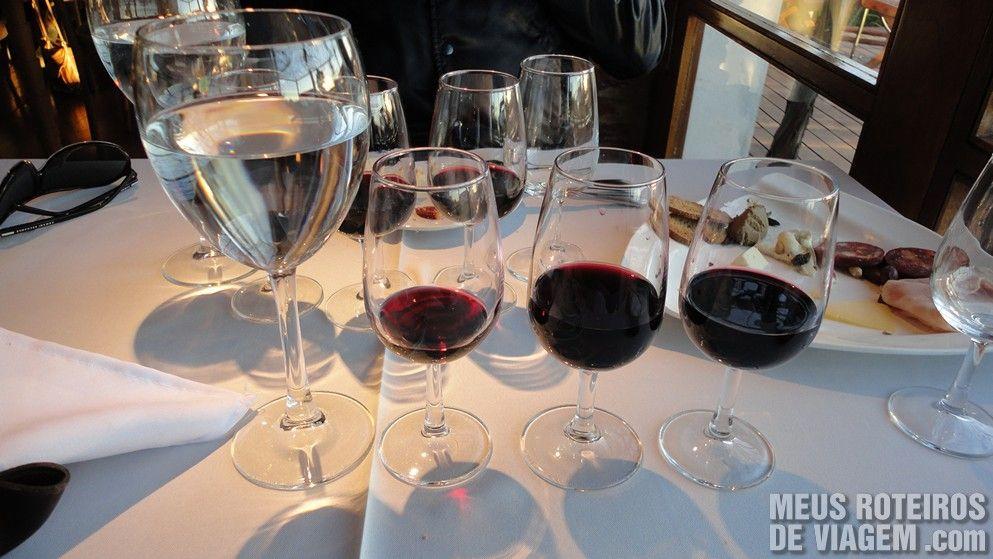 Degustação de Vinhos na Bodega Bouza – Montevidéu, Uruguai