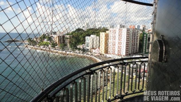 Mirante do Farol da Barra - Salvador, Bahia
