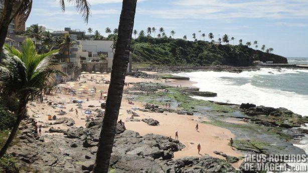 Praia do Buracão - Salvador