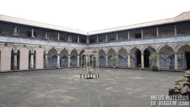Pátio do Convento de São Francisco - Salvador, Bahia