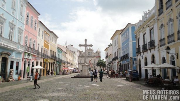 Centro Histórico de Salvador - Bahia
