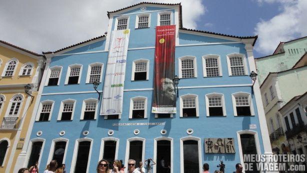 Fundação Casa de Jorge Amado - Salvador, Bahia