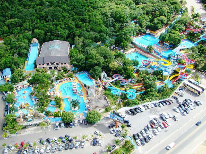 Água Show Park - Floripa