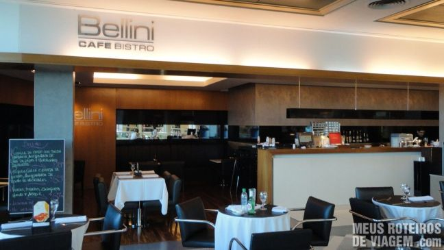 Bellini Cafe Bistro - Buenos Aires, Argentina