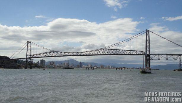 Ponte Hercílio Luz - Floripa / SC