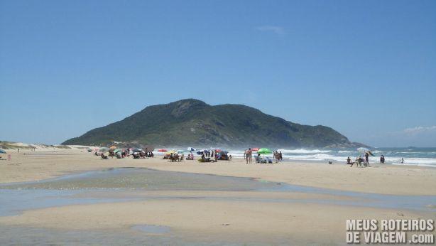 Praia do Santinho - Floripa / SC