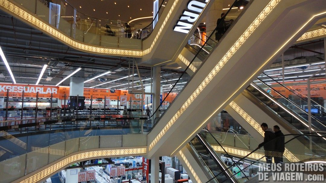 Shopping Demiroren - Avenida Istiklal