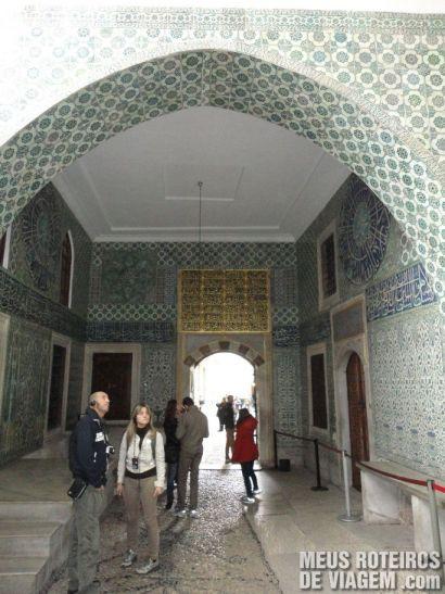 Harém do Palácio Topkapi - Istambul, Turquia