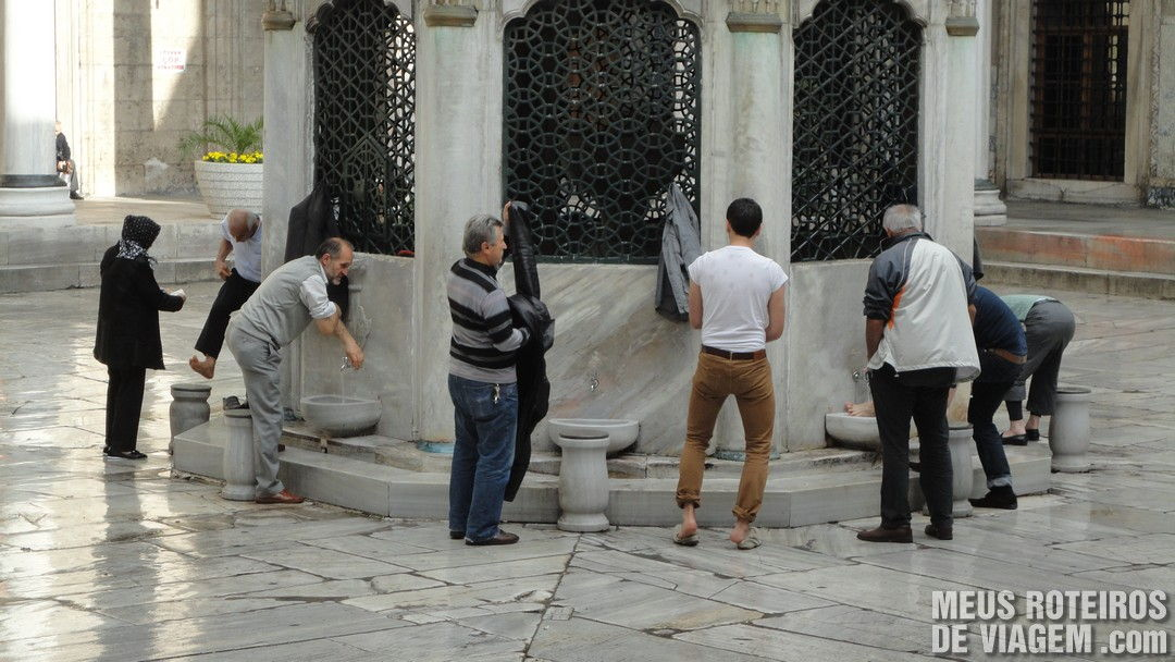 Mesquita Nova - Istambul, Turquia