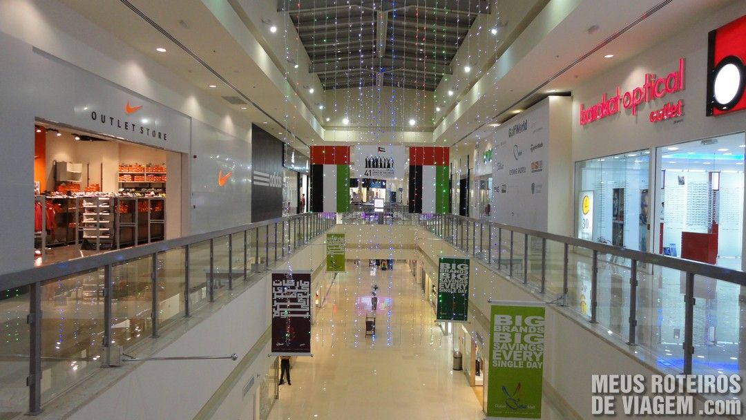 Dubai Outlet Mall