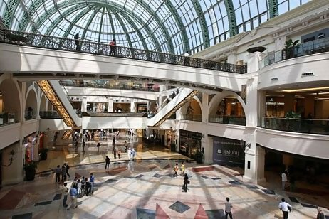 Mall of the Emirates (fonte: thenational.ae)