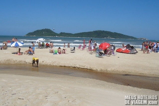 Riozinho e a Ilha do Campeche - Floripa