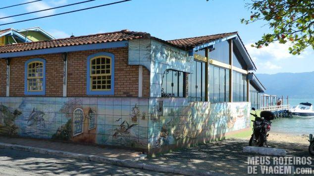 Restaurante Ostradamus - Ribeirão da Ilha, Floripa