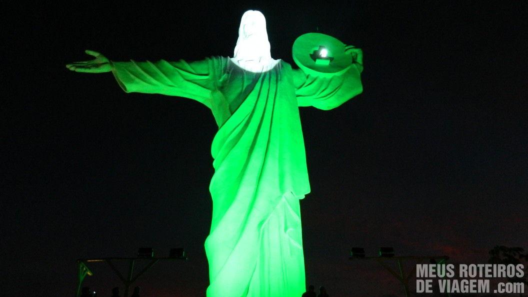 Cores do Cristo Luz - Balneário Camboriú / SC