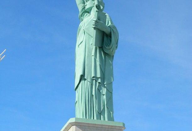 Estátua da Liberdade da Parada Havan - Barra Velha / SC