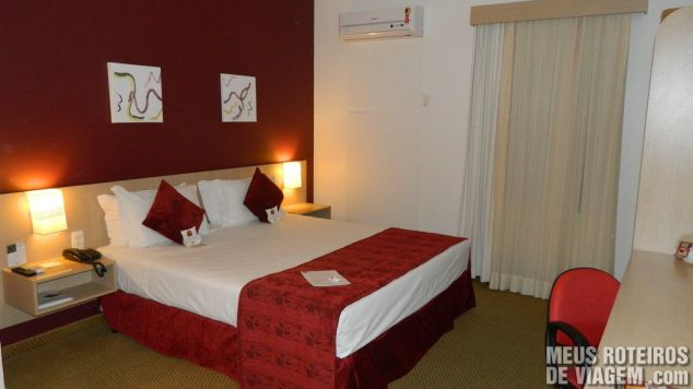 Apartamento Luxo - Comfort Hotel Joinville