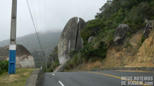 Pedra do ovo - Balneário Camboriú