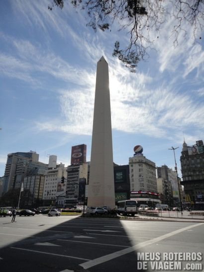 Obelisco de Buenos Aires, Argentina