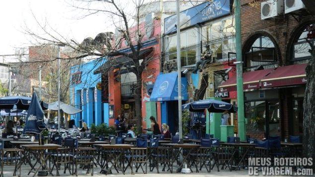 Plaza Serrano - Buenos Aires, Argentina