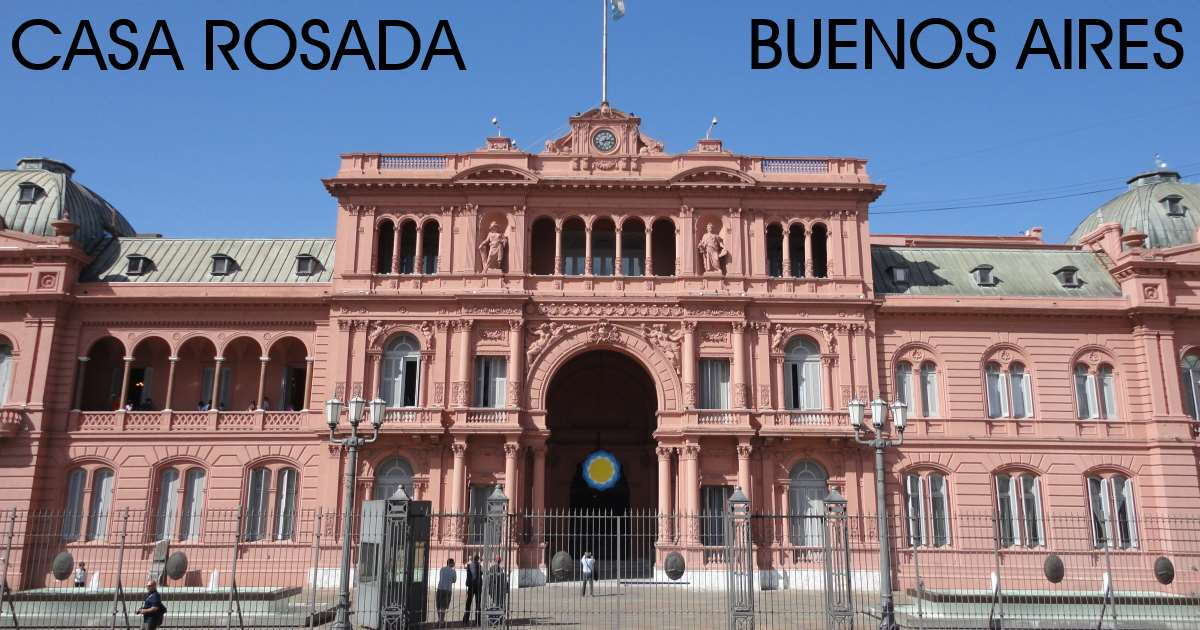 Buenos Aires A Catedral a visita guiada  Casa Rosada e