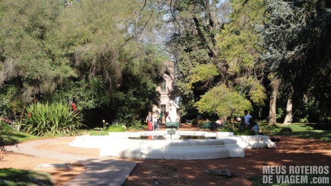 Jardim Botânico - Buenos Aires, Argentina