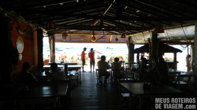 Restaurante Recanto do Sol - Jurerê / Florianópolis