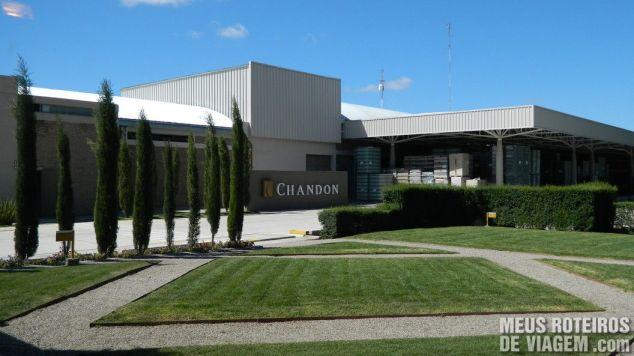 Bodegas Chandon - Mendoza, Argentina