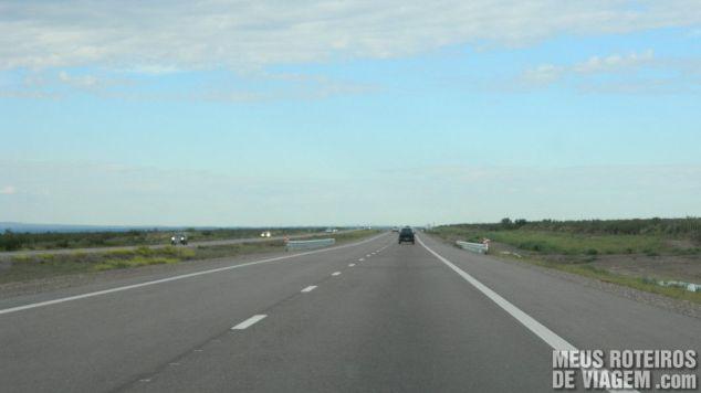 Ruta Nacional 40 - Caminho para o Valle de Uco, Mendoza