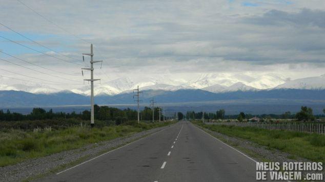 Ruta Provincial 96 - Valle de Uco, Mendoza