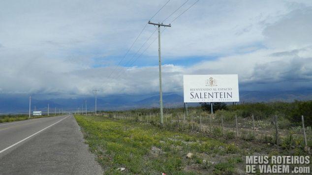 Ruta Provincial 89 - Valle de Uco, Mendoza